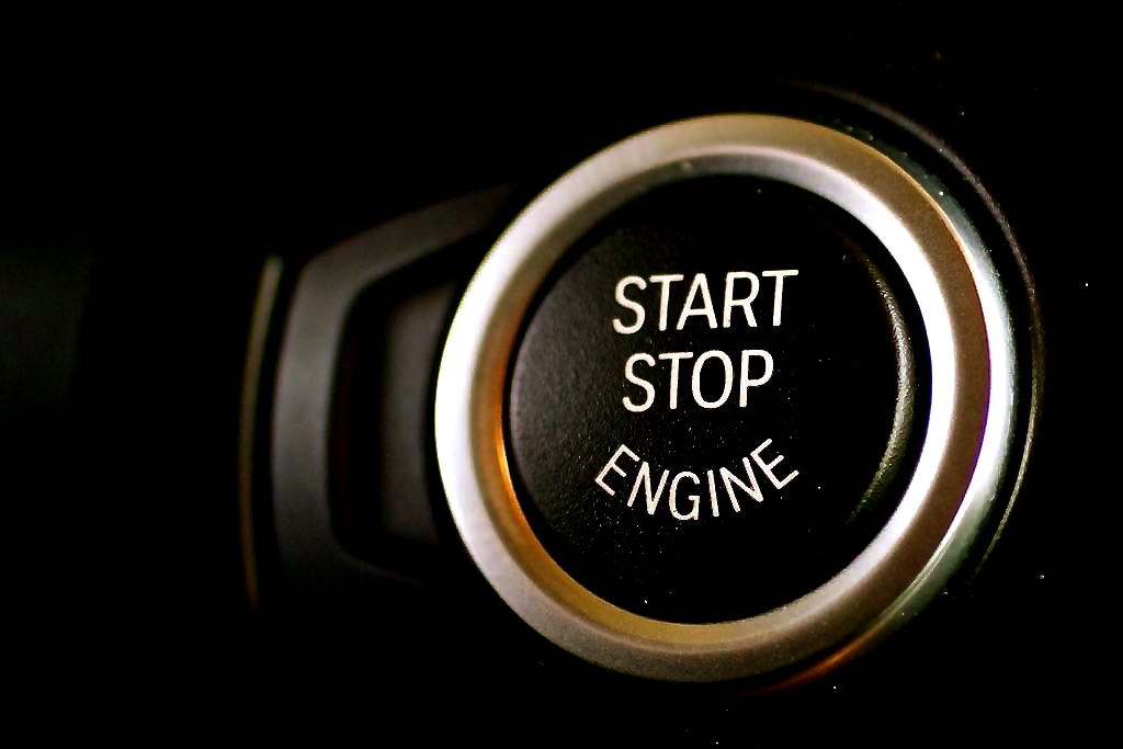 BMW StartStopButton